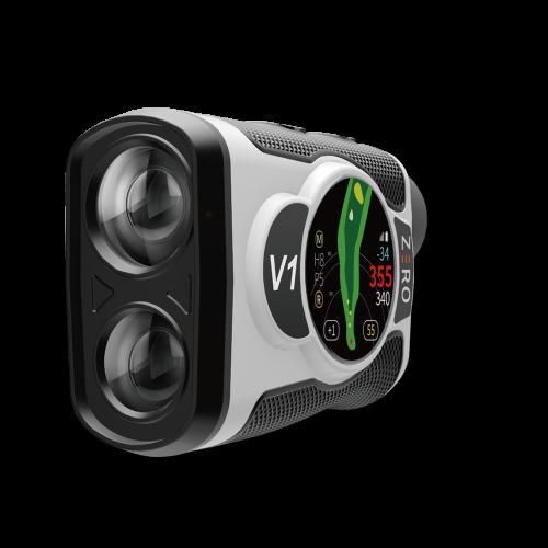 [무료배송] 골퍼스 그린뷰 제로 브이원 GPS 레이저 골프 거리 측정기 / GREEN VIEW ZERO V1 GPS Laser Golf Range Finder