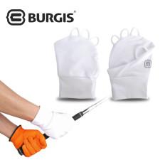 [골프야놀자] 버지스 뉴어게인 프리미엄 골프 냉감 손등 토시 BW200503