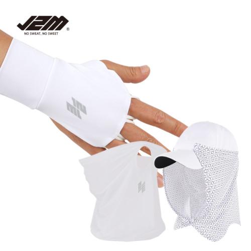 J2M 메쉬 썬가드+냉감마스크+손등토시_3종세트